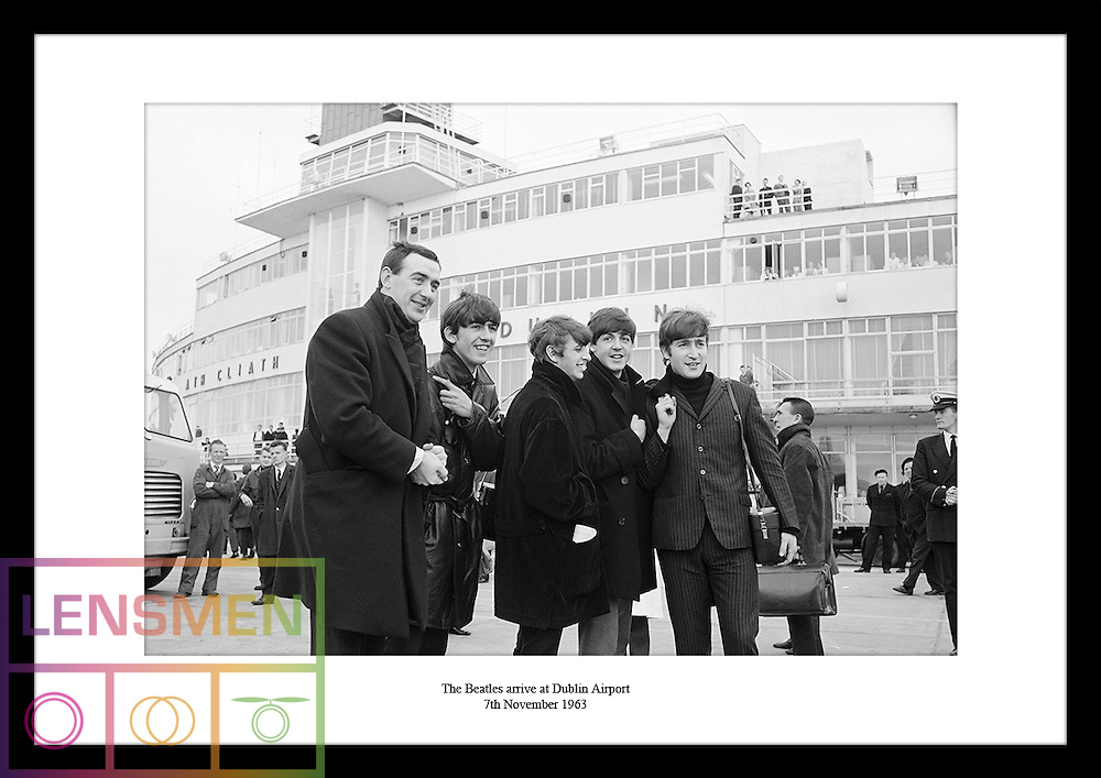 During their Live Shows all over the world from 1961 to 1969, british legends The Beatles just played one gig in Ireland - on 7th November 1963.<br />