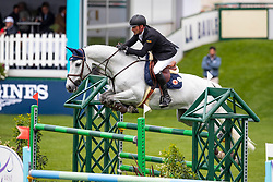 Duguet Romain, SUI, Calder<br /> Jumping International de La Baule 2019<br /> © Dirk Caremans<br /> 16/05/2019