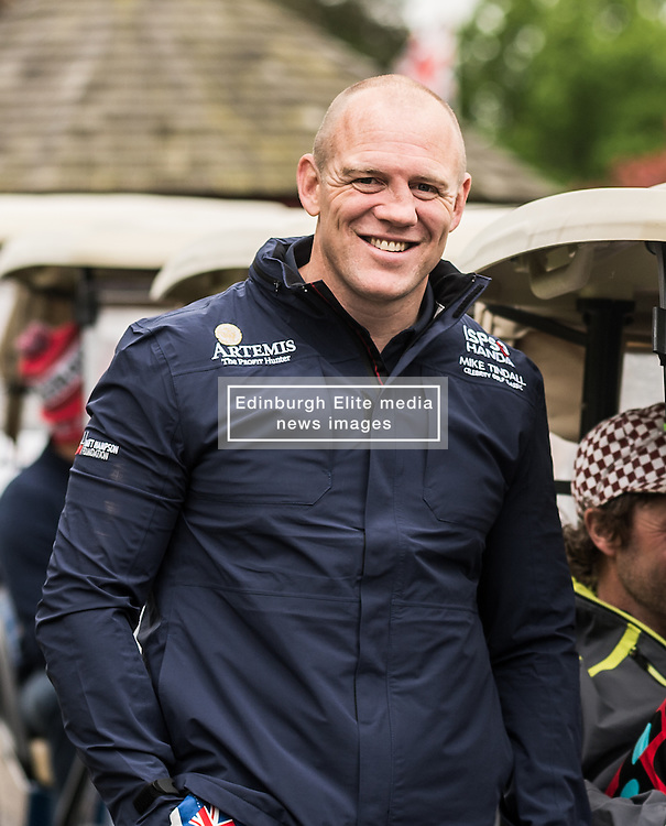 Mike Tindall at The ISPS HANDA Mike Tindall Celebrity Golf Classic<br /> <br /> (c) John Baguley | Edinburgh Elite media