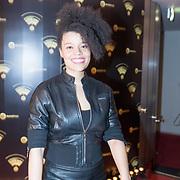 NLD/Hilversum/20180125 - Gouden RadioRing Gala 2017, Angelique Houtveen