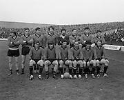 National Football League Final.  Down v Mayo.  .Down Team..10.05.1970