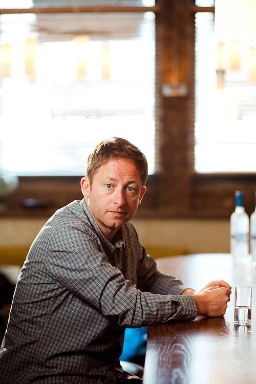Jonathan Downey, London, April 2011