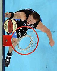 Auckland- Basketball, Breakers v Townsville