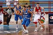 DESCRIZIONE : Porto San Giorgio Raduno Collegiale Nazionale Maschile Amichevole Italia Premier Basketball League<br /> GIOCATORE : Andrea Cinciarini<br /> SQUADRA : Nazionale Italia Uomini<br /> EVENTO : Raduno Collegiale Nazionale Maschile Amichevole Italia Premier Basketball League<br /> GARA : Italia Premier Basketball League<br /> DATA : 11/06/2009 <br /> CATEGORIA : penetrazione<br /> SPORT : Pallacanestro <br /> AUTORE : Agenzia Ciamillo-Castoria/C.De Massis<br /> Galleria : Fip Nazionali 2009<br /> Fotonotizia :  Porto San Giorgio Raduno Collegiale Nazionale Maschile Amichevole Italia Premier Basketball League<br /> Predefinita :