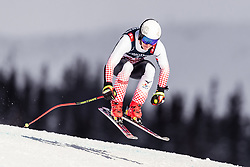 11.02.2019, Aare, SWE, FIS Weltmeisterschaften Ski Alpin, alpine Kombination, Herren, Abfahrt, im Bild Filip Zubcic (CRO) // Filip Zubcic of Croatia in action during the Downhill competition of the men's alpine combination for the FIS Ski World Championships 2019. Aare, Sweden on 2019/02/11. EXPA Pictures © 2019, PhotoCredit: EXPA/ Johann Groder