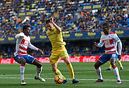 Villarreal CF v Granada CF - La Liga- 28 Jan 2017