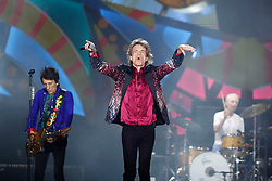 November 10, 2016 - Mexico - EUM20161110ESP13.JPG.CIUDAD DE MÉXICO, ElectionsEleccionesEU.- El descontento frente al triunfo de Trump en las pasadas elecciones presidenciales se mostró en la calle e hizo eco en la comunidad artística, algunos como Mick Jagger hizo referencia a que la música de los Stones fue usada, sin su permiso, en actos electorales de Donald Trump. Foto: Archivo Agencia EL UNIVERSAL RDB. (Credit Image: © El Universal via ZUMA Wire)