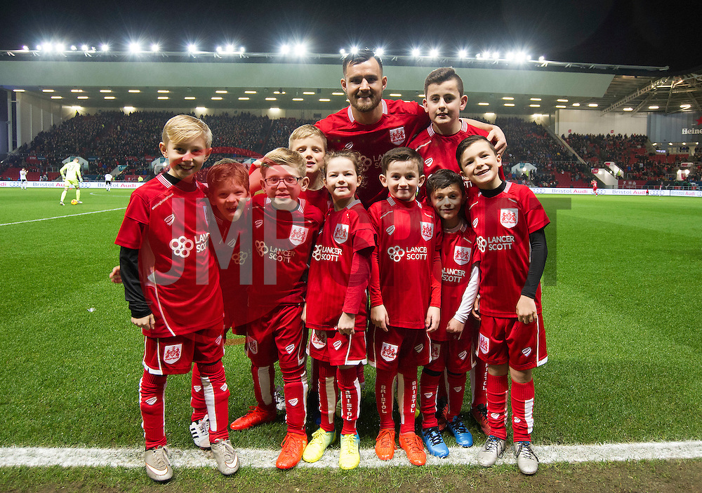 - Mandatory by-line: Alex James/JMP - 22/02/2017 - FOOTBALL - Ashton Gate - Bristol, England - Bristol City v Fulham - Sky Bet Championship