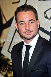 Martin Compston at the  Crime Thriller Awards  in London, Thursday, 18th October 2012 Photo by: Chris Joseph / i-Images