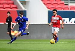 - Mandatory by-line: Paul Knight/JMP - 28/04/2019 - FOOTBALL - Ashton Gate Stadium - Bristol, England - Bristol City U15 v Crewe Alexandra U15 - EFL Floodlit National Cup Final