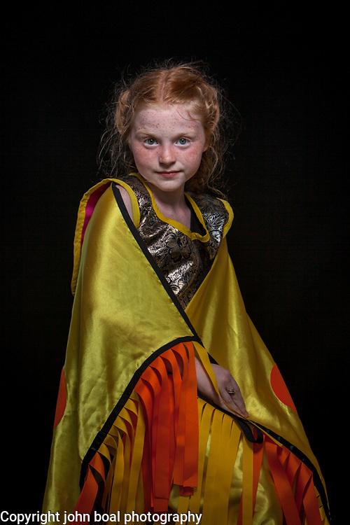 Hazel Peters.  Monacan.  Portraits at the Monacan Powwow on Saturday, May 16, 2015.  John Boal Photography