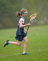 Lakes Region Lacrosse U11 girls versus Hampton Attack  May 15, 2011.