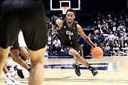 Green Bay guard Amari Davis (1) during an NCAA college basketball game against Xavier, Wednesday, Dec. 4, 2019, in Cincinnati. Xavier defeated Green Bay 84-71 (Jason Whitman/Image of Sport)