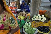 Street market, Jaipur