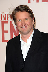 Tom Hooper attends the UK Premiere of 'The Monuments Men' at Odeon Leicester Square , United Kingdom. Tuesday, 11th February 2014. Picture by Chris Joseph / i-Images