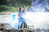 Chanelle & Justin's Galt engagement shoot