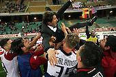 Bari v Cagliari 07 05 2016 Cagliari promossa in A