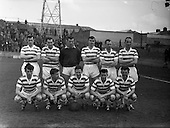 1962 - Soccer: Shamrock Rovers v Waterford, F.A.I. Cup Semi - Final