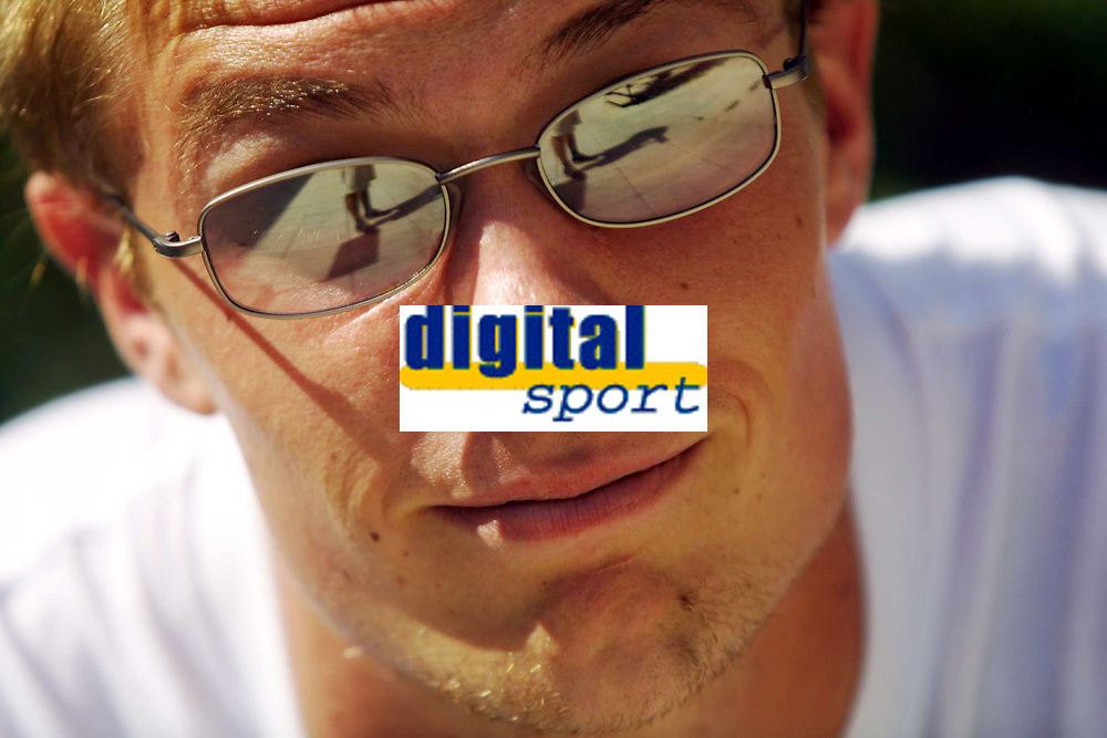 Friidrett, 5.august 2002. Europamesterskapet 2002 München. Andreas Thorkildsen, spyd, Norge.