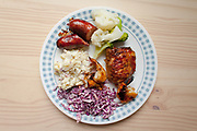 Grilled Chicken, Kielbasa & Shrimp at Libby & Andy's in LC (Ryn€s) - OFF: Family BBQ