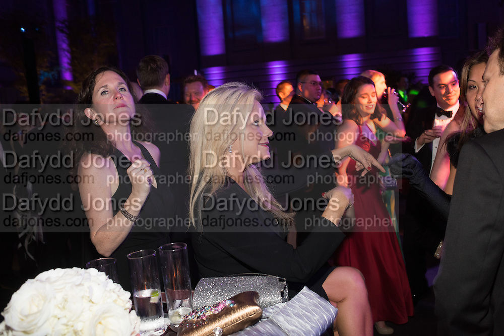 RENEE MCCOY;  ROBIN GANZERT, Washingtonian Inaugural Ball,  National'Portrait'Gallery'and'Smithsonian'American'Art' Museum<br />   Washington DC. 21 January 2017