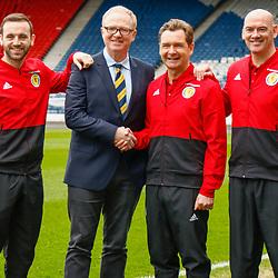 Scotland Squad announcement | Glasgow | 12 March 2018