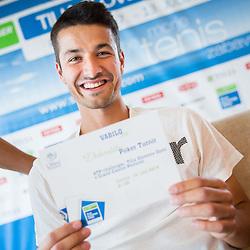 20140702: SLO, Tennis - ATP Challenger Tilia Slovenia Open 2014, Social event for media and sponsors