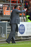 Dagenham - Thursday July 22nd 2010:  Norwich Manager Paul Lambert during the Pre Season Friendly match at the London Borough Of Barking & Dagenham Stadium, Dagenham. (Pic by Paul Chesterton/Focus Images)