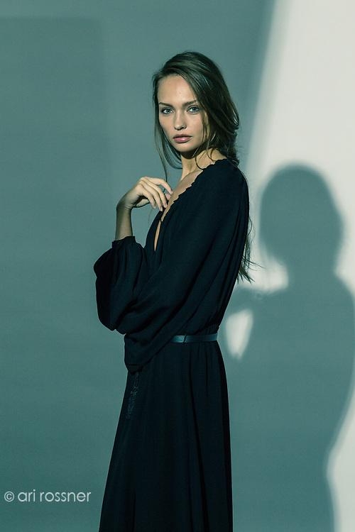 Model: Vika Mostovnikova Hair&Mu: Henri Nuko