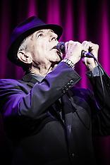 Leonard Cohen, Birmingham