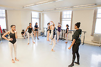 Artistry Youth Dance, Watching Day December 2016 On their final day of term, Kamara Gray, Principal of the youth dance company, Artistry Youth Dance, invites family to observe the dancers in their regular technique classes. The December 2016 schedule was; ballet class with Leila Jelassi, Jazz class with Kamara Gray and the contemporary Caribbean choreography by Shelley Maxwell