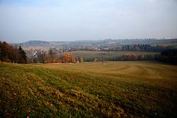 CZECH REPUBLIC VYSOCINA NEDVEZI 18OCT17 - Autumn near the village of Nedvezi, Vysocina, Czech Republic.<br /> <br /> jre/Photo by Jiri Rezac<br /> <br /> © Jiri Rezac 2017