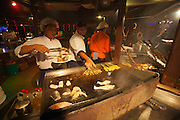 Malaysia, Langkawi. Meritus Pelangi Beach Resort & Spa. The Boat House BBQ.
