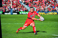 Jean Charles ORIOLI - 05.04.2015 - Toulon / Londres Wasps - 1/4Finale European Champions Cup<br />Photo : Dave Winter / Icon Sport