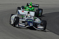 Simona de Silvestro, Milwaukee IndyFest, Milwaukee Mile, West Allis, WI USA 06/15/13