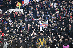 February 12, 2019 - Manchester, France - ILLUSTRATION - SUPPORTERS (Credit Image: © Panoramic via ZUMA Press)