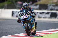 Alex Marquez of Spain and EG 00 Marc VDS during the race of  Moto2 of Catalunya at Circuit de Catalunya on June 11, 2017 in Montmelo, Spain.(ALTERPHOTOS/Rodrigo Jimenez)