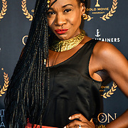 Karen Bryson arrivers at Gold Movie Awards at Regents Street Theatre, on 9th January 2020, London, UK.