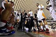 DESCRIZIONE : Roma Lega A 2014-15 Acea Roma Granarolo Bologna<br /> GIOCATORE :  Luca Dalmonte<br /> CATEGORIA : coach allenatore ritratto time out<br /> SQUADRA : Acea Roma<br /> EVENTO : Campionato Lega A 2014-2015<br /> GARA : Acea Roma Granarolo Bologna<br /> DATA : 04/01/2015<br /> SPORT : Pallacanestro <br /> AUTORE : Agenzia Ciamillo-Castoria/GiulioCiamillo<br /> Galleria : Lega Basket A 2014-2015<br /> Fotonotizia : Roma Lega A 2014-15 Acea Roma Granarolo Bologna
