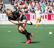 AMSTELVEEN -  Lauren Stam (A'dam)   tijdens  de finale van de play-offs om de landstitel in het Wagener-stadion, tussen Amsterdam en Den Bosch (1-4).   COPYRIGHT  KOEN SUYK