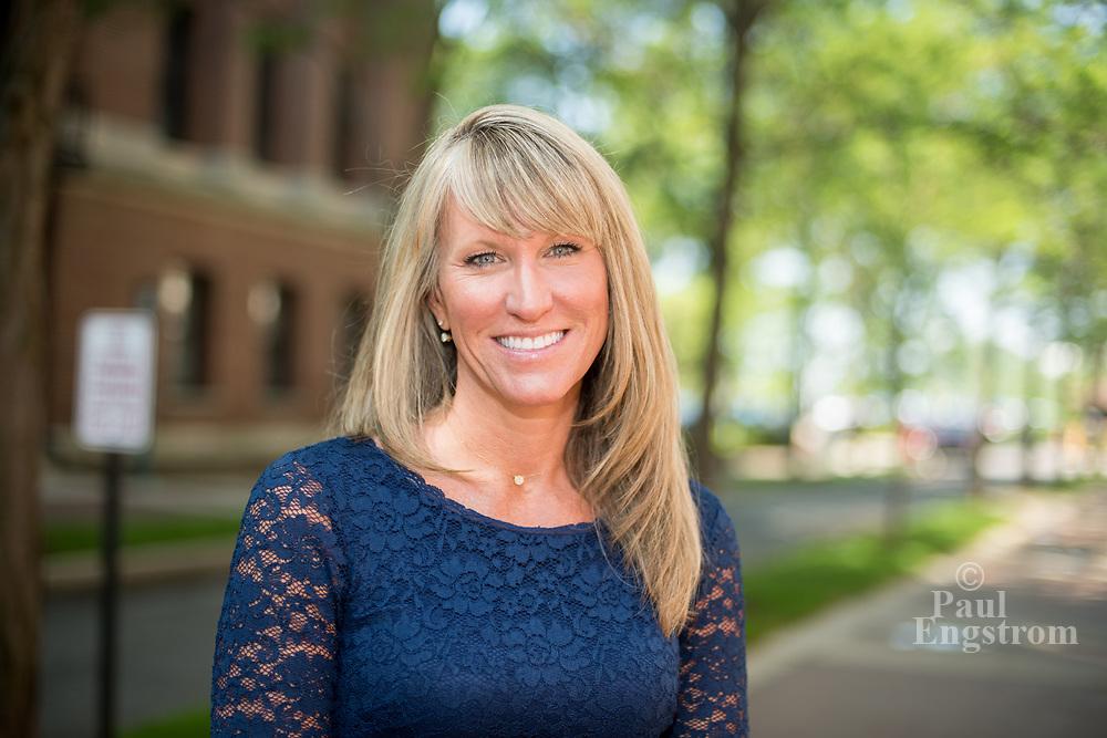 Human Resources Officer Carla Smith, The Skillman Foundation, 100 Talon Centre Drive, Detroit, Michigan