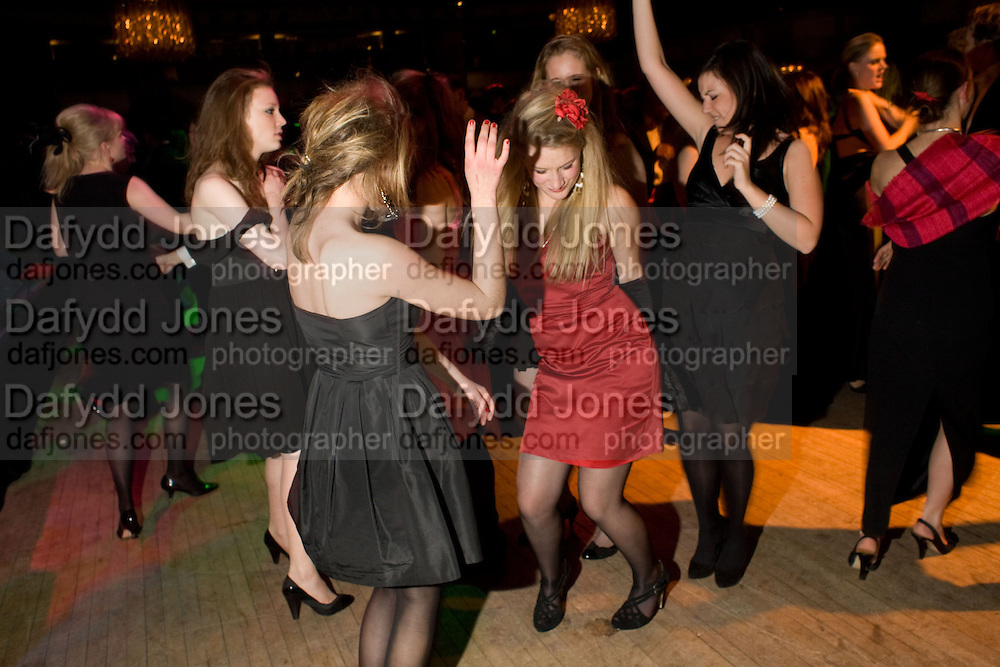 The 30th White Knights charity  Ball.  Grosvenor House Hotel. Park Lane. London. 10 January 2009