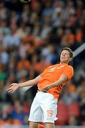 04-06-2014 NED: Vriendschappelijk Nederland - Wales, Amsterdam<br /> Nederland wint met 2-0 van Wales / Klaas-Jan Huntelaar