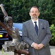VVD fractievoorzitter Huizen, bestuursvoorzitter Audax, Carel Bikkers