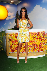 TOWIE reality TV star Lucy Mecklenburgh 25-5-12