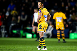 Will Simonds of Wasps A - Mandatory by-line: Robbie Stephenson/JMP - 16/12/2019 - RUGBY - Sixways Stadium - Worcester, England - Worcester Cavaliers v Wasps A - Premiership Rugby Shield
