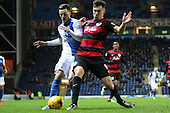 Blackburn Rovers v Queens Park Rangers 120116
