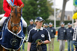 Team Belgium grooms<br /> CSIO La Baule 2008<br /> Photo © Hippo Foto