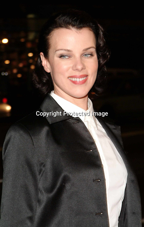 Debi Mazar<br />AFI Film Festival World Premiere of &quot;House of Sand and Fog&quot; <br />Cinerama Dome at ArcLight<br />Hollywood, California, USA<br />Sunday, November 9, 2003<br />Photo By Celebrityvibe.com/Photovibe.com