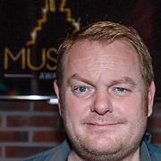 NLD/Amsterdam/20131104 - Lunch genomineerde Musical Awards Gala 2013, Martijn Fischer